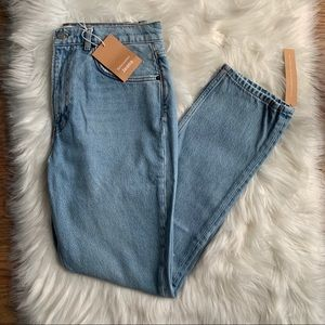 NWT Reformation Julia High Cigarette Jeans 29